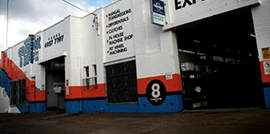 Newcastle gearbox service centre exterior