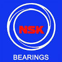 NSK bearings brand logo