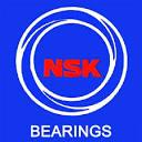NSK bearings brand logo